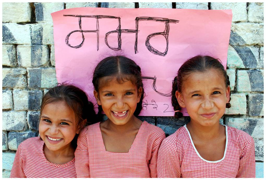 Picture3 girls Pratham