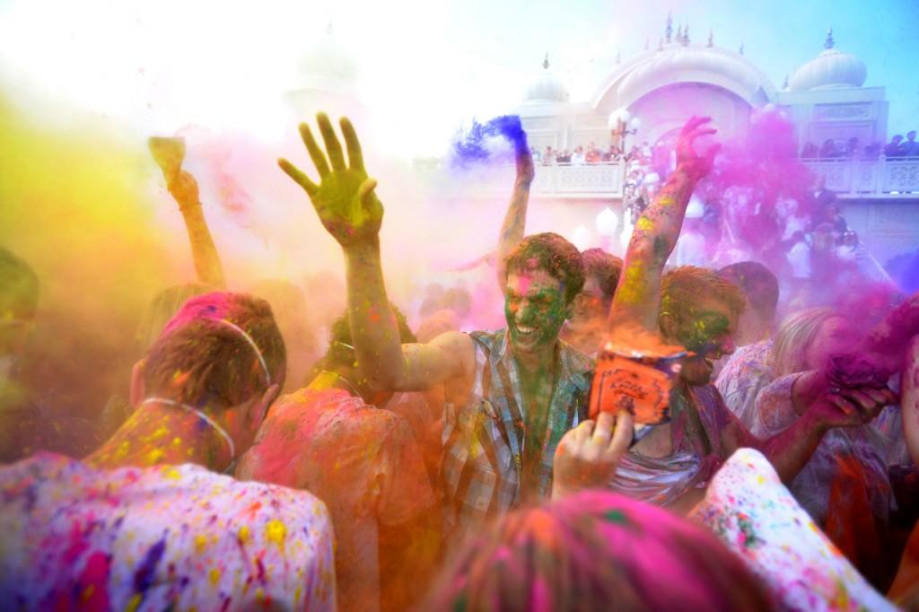 Dye-ing Culture: Color Run, White-washing Holi Since 2012