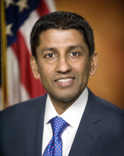 Handout photo of U.S. Deputy Solicitor General Sri Srinivasan