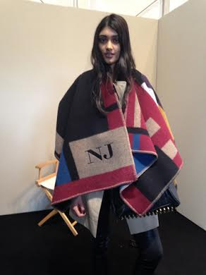 (Photo Source: www.vogue.in/content/backstage-neelam-johal-burberry)