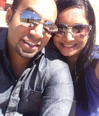 Rakhi & Vinay<3