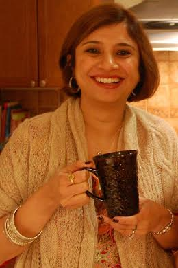Sweta Vikram  (Photo provided by Sweta Vikram)