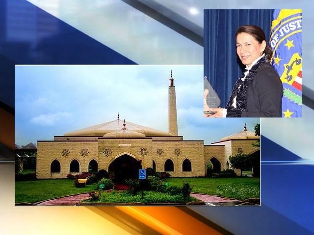 shakila ahmad, islamic center of greater cincinnati