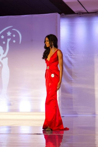 Sheena Pradhan at the Miss New Jersey competition in 2013!