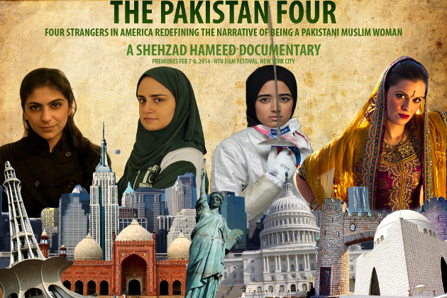 Pakistan Four