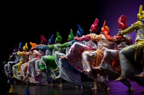 Anakh E Gabroo is one of the few dance teams performing at the Bhangra to Believe event on May 17.