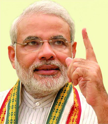 Narendra Modi Source: http://worldhindunews.com/wp-content/uploads/2014/02/3912.jpg