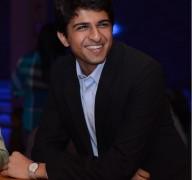 Varshil Patel of Penn Masala. Source: http://www.pennmasala.com/group_pics/Varshil.jpg