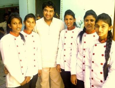 Sambhali pandit sisters