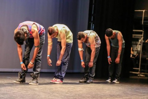 A shot of IND brothers from last year's performance at CHOAS.