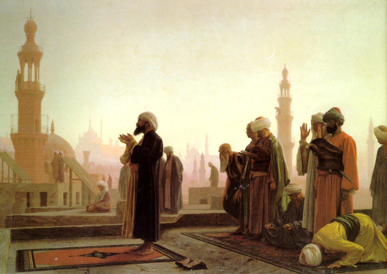 a muslim prayer namaz
