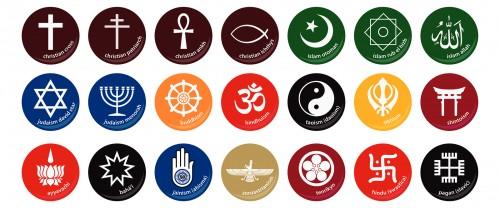 World religion icon