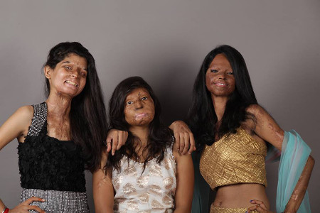 acid attack fighters