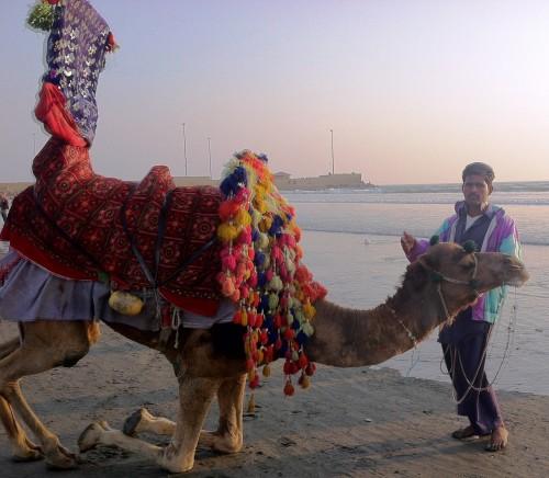 brown girl talks, karachi pakistan