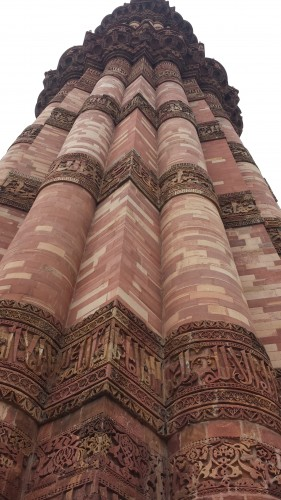 Qutb Minar, Agra India, Brown Girl Talks