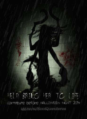 Blood queen promo