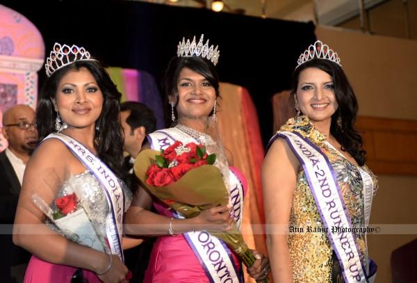 Arthy Srinivasan, Mrs. India International 2014