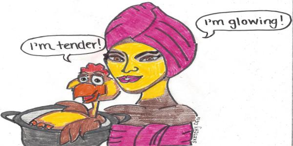 Sketchy Desi