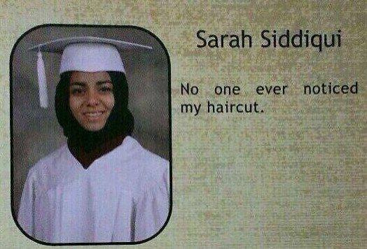 yearbook hijabi quote