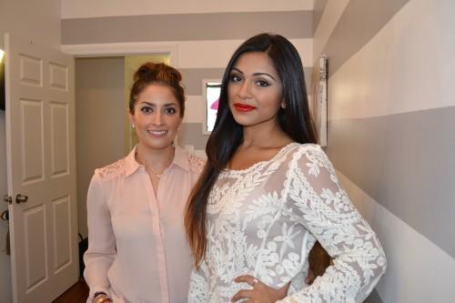 Karuna Chani & Priya Mooky