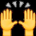 hands emoji