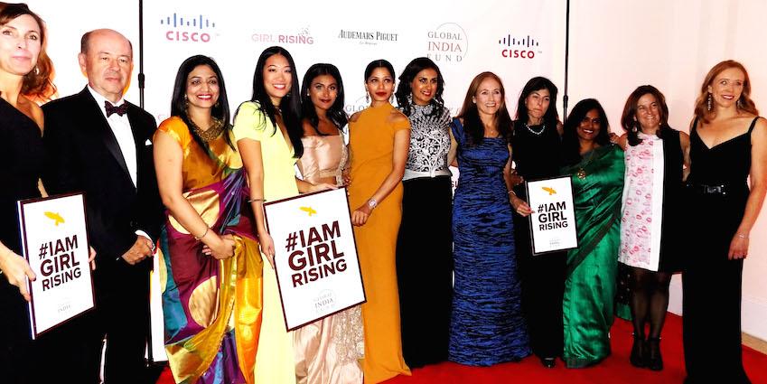 Girl Rising Executive Board