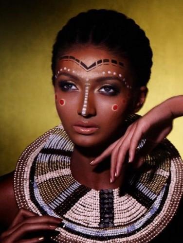 African Bindi