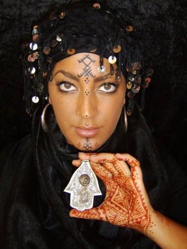 North African Henna