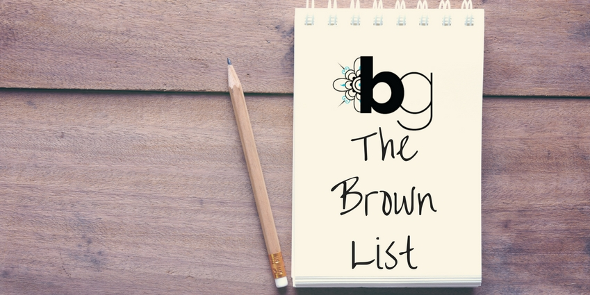The Brown List