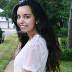 Susmita Paruchuri - Headshot