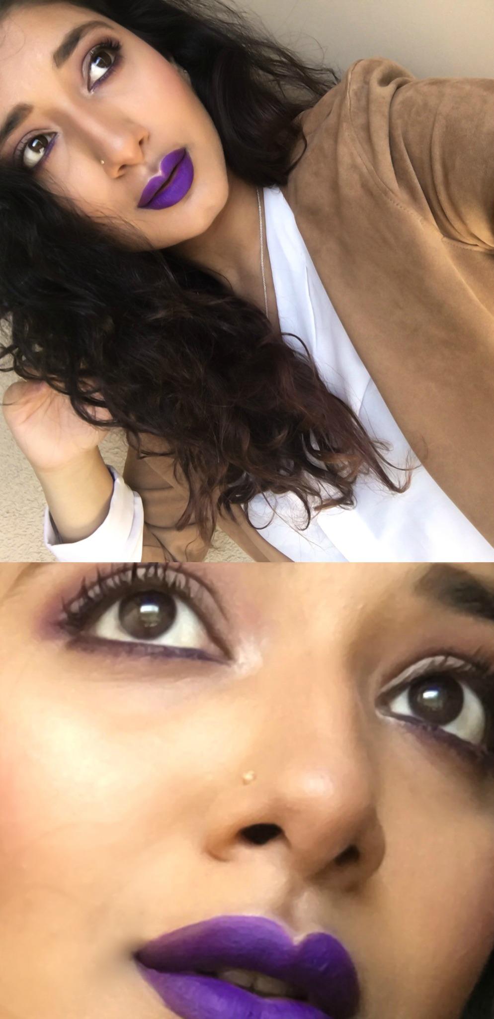 Fall-Inspired Makeup