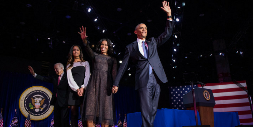 Obama's Farewell Address