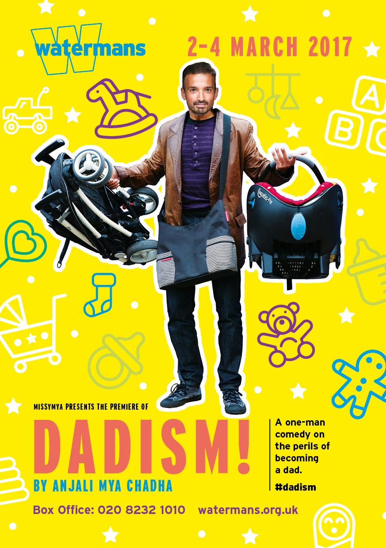 Anjali Mya Chadha's Dadism starring Jason Kavan