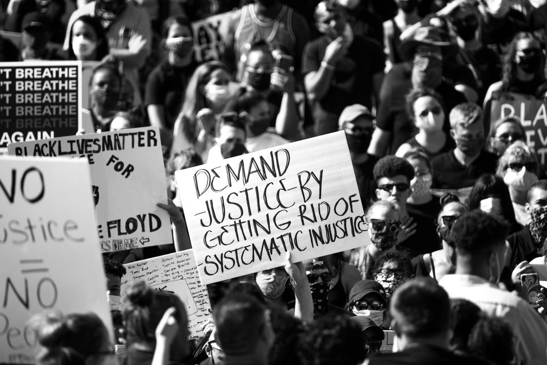 7 black activists