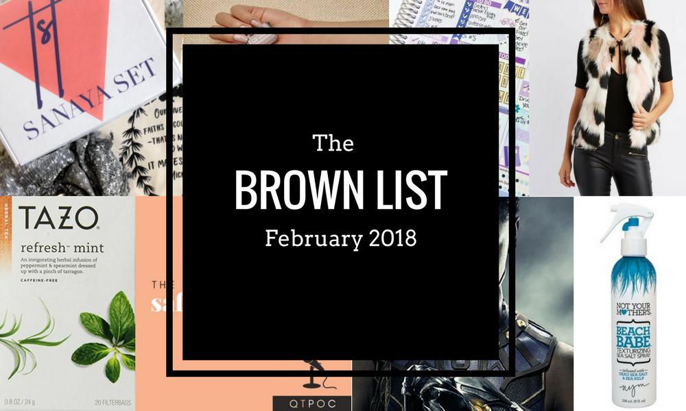 Brown List
