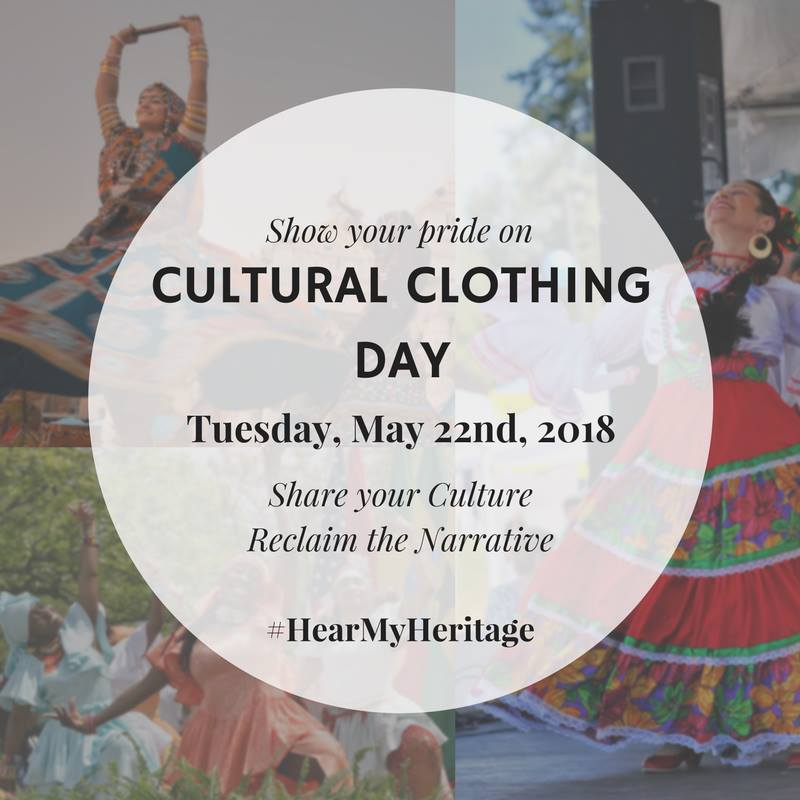 Cultural Clothing Day