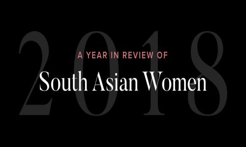 South Asian women
