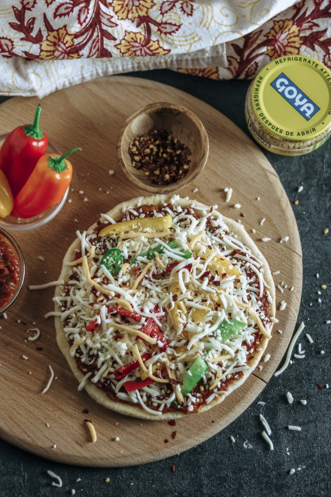 Celebrate Pi Day With Homemade Pizzas