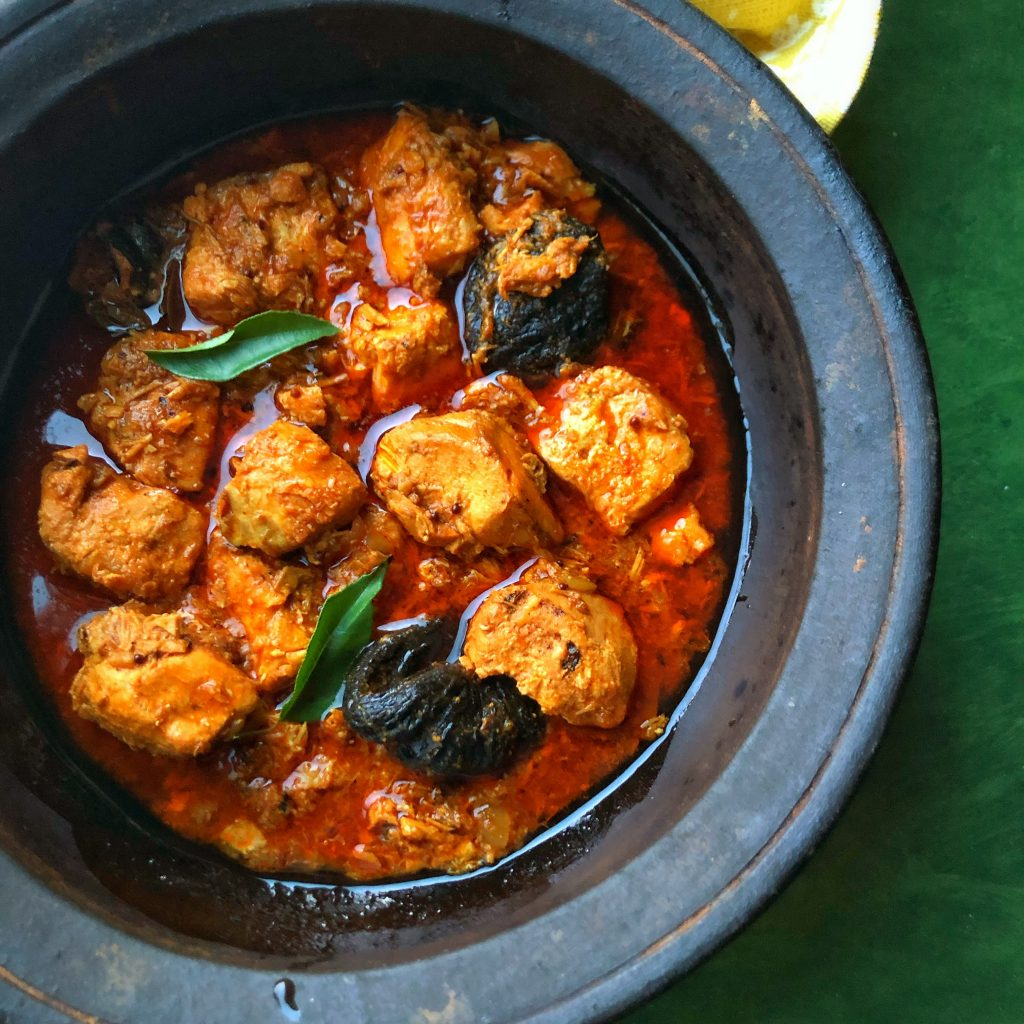 Spice Up Dinner With This Kerala Red Fish Curry