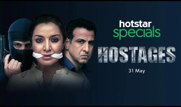 hostages hotstar