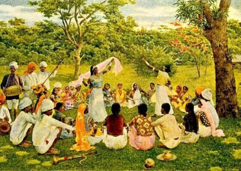 Indian indentured ancestors
