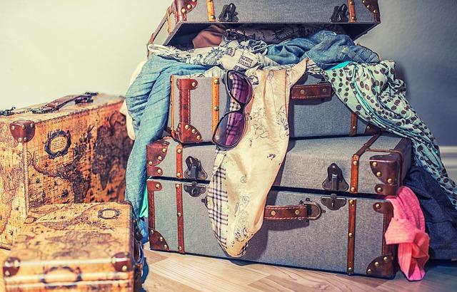 travel wardrobe