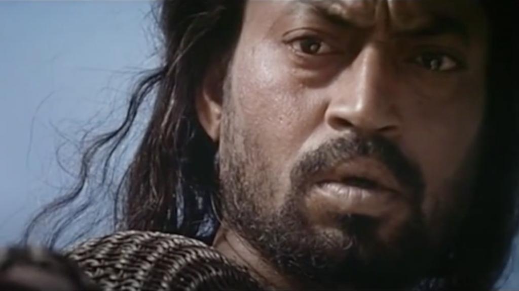 Irrfan Khan Warrior Image