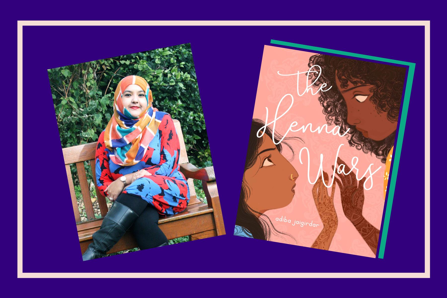 Adiba Jaigirdar Author Interview