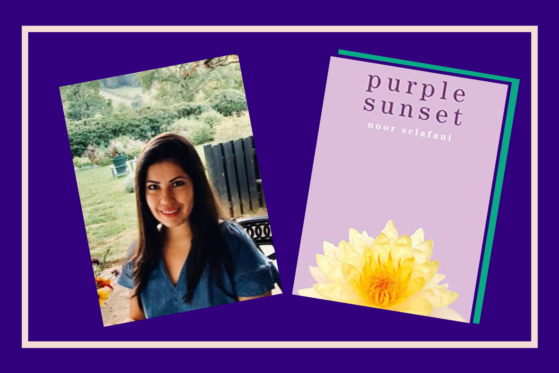 Purple Sunset book review