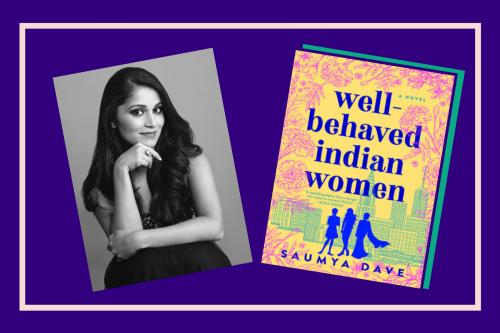 book review saumya dave