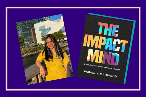 author interview impact mind