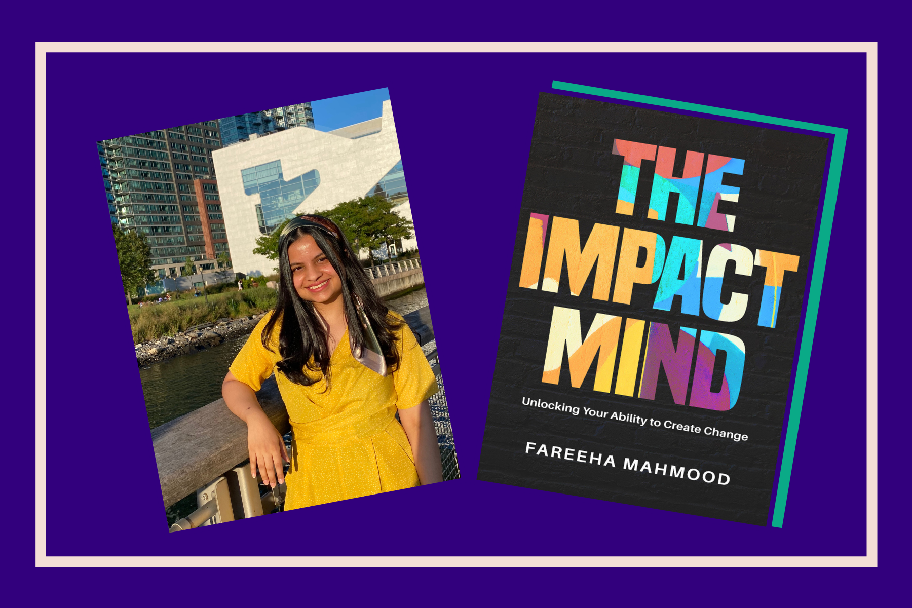 author interview impact mind
