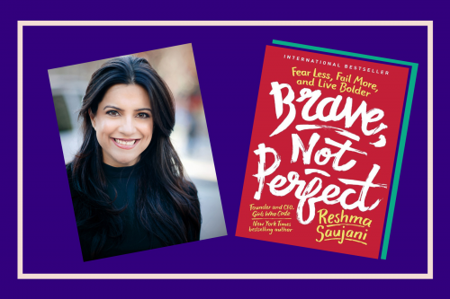 Book review brave not perfect