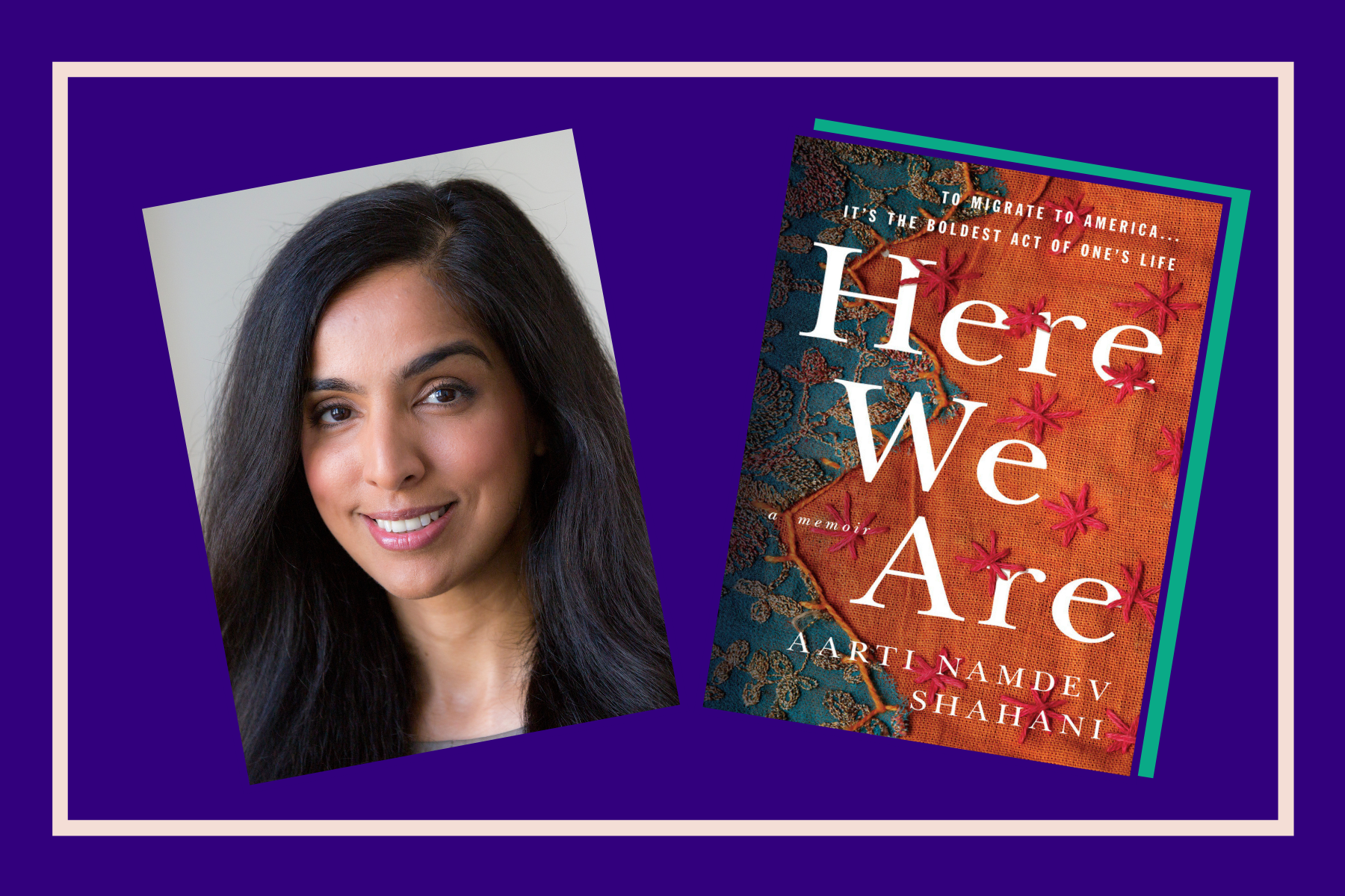 "Book Review ""We Are Here"" by Aarti Shahani"